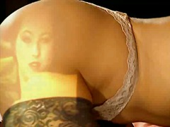 Porno: Gözəl Qız, Yatmaq, Ağır Sikişmə