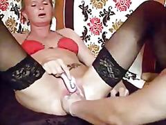 Porno: Fetišs, Mātes, Vibrators, Blondīnes