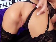 Porno: Velký Prsa, Sólo, Masturbace