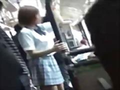 Порно: Тинејџери, Јапонско, Школо, Автобус