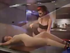 Lucah: Lesbian, Rambut Merah, Pemujaan, Pantat