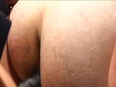 جنس: القذف, غريب جداً, آسيوى, تستمنى زبه بيدها