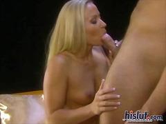 Porn: Nogavice, Zunanji Izliv, Blondinka, Obrazno
