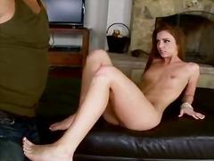 Porn: वीर्य निकालना, चुभोना, किशोरी, पैंटी
