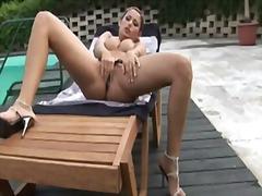 Pornići: Vani, Vruće Žene, Porno Zvijezda, Masturbacija
