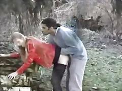 Porn: Blondinka, Voajer, V Javnosti