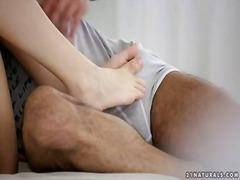 جنس: حب الأرجل, فتشية