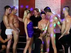 Porno: Orgie, Gangbang, Bisexuáli, Svalnatci