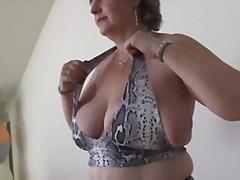Porr: Offentligt, Stora Bröst, Bbw, Mogen