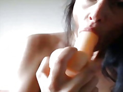 Porno: Dziļi, Orgasms, Rotaļlietas, Rotaļlietas