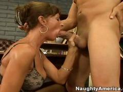 ポルノ: 教師, 美熟女, イラマチオ, イラマチオ