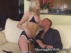 Porn: Žena, Žensko Spodnje Perilo, Svingerji, Velike Prsi