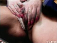 Porno: Cheerleaderki, Trójka, 2 Kobiety + 1 Mężczyzna