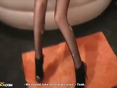 Porn: Hardcore, Blondinka