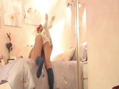 פורנו: לסביות, צעירות, ביגוד תחתון