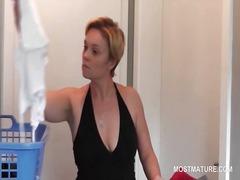 Lucah: Porno Hardcore, Ibu/emak, Rambut Blonde, Ibu Seksi