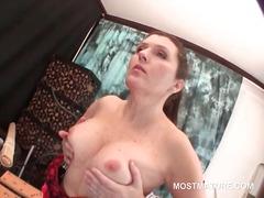 Porno: Me Përvojë, Me Përvojë, Masturbime, Rroba Najloni
