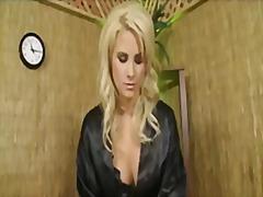 Porr: Massage, Anal, Långt Ner I Halsen, Blond