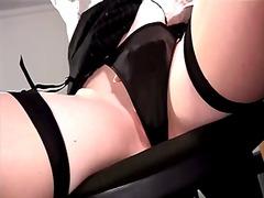 Порно: Пиче, Во Крупен Кадар, Мастурбација, Најлон