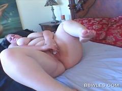 Porno: Hard, Brunette, Grote Prachtige Vrouw, Vet