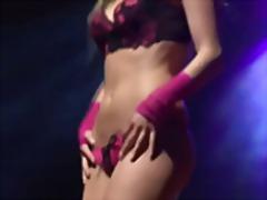 Porno: Lezbi, Sarışın