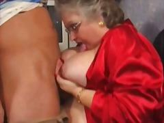Porno: Teismeline, Vanaema, Küps, Paks