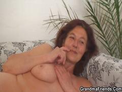 Porno: Pusmūža Sievietes, Sieva, Vecmāmiņas, Reāli Video