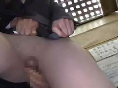 Porno: Yeniyetmə, Asialı, Kalqotkada, Kollec
