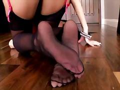 Porno: Belleses, Anal