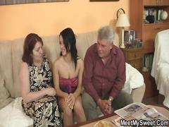Porn: Խումբ, Սեքս Երեքով, Դավաճանություն, Միլֆ