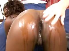 Pornići: Masturbacija, Crnkinje