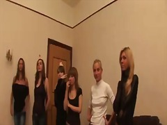 Welcome to the college sex party with alexa, anett, lusya, nastia, rona and shantel