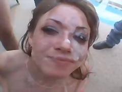 جنس: جنس جماعى, إمناء على الوجه, مجموعات, القذف