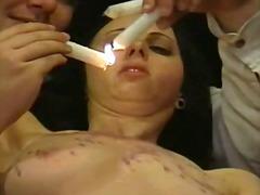 Porno: Qotlar, Bdsm, Şillələmək, Ağrılı