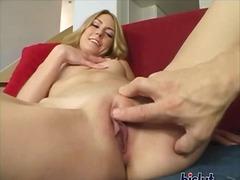 Porno: Vagina, Blond, Tieten, Kleine Borsten