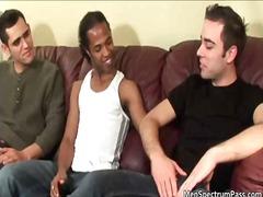 جنس: قبلات, زنوج, نيك ثلاثى, أعراق مختلفة