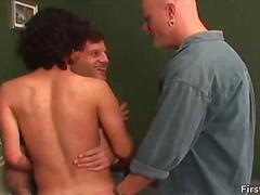 Porno: Grup De Tres, Gay, Provocatives, Sexe Suau