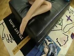 Porno: Krūtys, Porno Dalyvių Akimis, Maži Papukai, Plonos