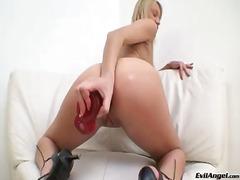 Porno: Consolador , Solo, Afeitada