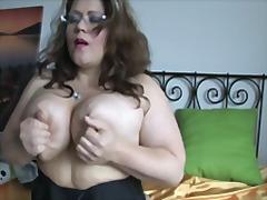 Porno: Orta Yaşlı Seksi Kadın, Olgun, Anne, Mastürbasyon