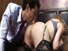 Porno: Üçlü, Doruk Noktası