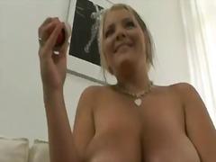 Porno: Velký Prsa, Sólo, Blondýnky