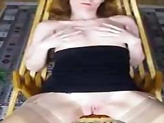 Porno: Döşlər, Masturbasya