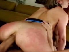 포르노: 라이딩, 금발미녀, 섹스, 도그-스타일