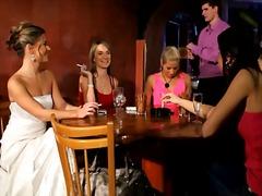 Porno: Mascle, Vestides, Dona Vestida Home Despullat, Grup