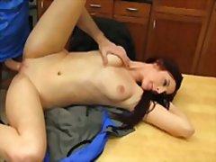 Porno: Pāri, Vagīna, Orālā Seksa, Brunetes