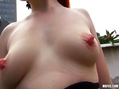 Bushy czech slut florence anal for money