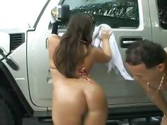 Porno: Ağır Sikişmə, Maşın