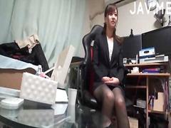 جنس: جوارب طويلة, في المكتب, لعبة, يابانيات