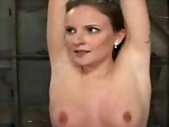 Porno: Tüdruk, Sidumine Ja Sadomaso, Vibraator, Sidumine